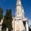 Greek Catholic Cathedral. Uzhgorod, Ukraine — Stock Photo