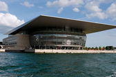 New Copenhagen opera house — Stock Photo