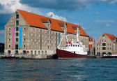 Copenhagen channel — Stock Photo