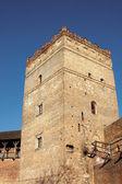 Lubert castle in Lutsk — Stock Photo