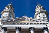греко-католический собор. ужгород, украина — Стоковое фото