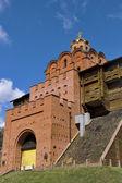 Golden Gates in Kiev — Stock Photo