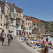 Baskstreet, Croatia — Stock Photo #23211820