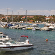 Krk marina — Stock Photo #23211930