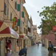 Umag street - Stock Photo