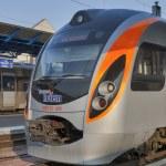 Hyundai Rotem train — Stock Photo