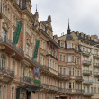 Karlovy Vary Hotel Carlsbad Plaza - Stock Photo