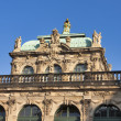 Zwinger palace in Dresden, Germany. — Stock Photo