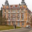 Luxury hotel Hvezda-Skalnik in Marianske Lazne, Czech Republic — Stock Photo #23212760