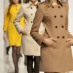 Fashion models at Kyiv Fashion 2013 — Stock Photo
