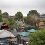 Christiania in Copenhagen, Denmark — Stock Photo