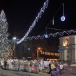 Christmas Moldova — Stock Photo