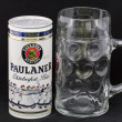 Paulaner Octoberfest Bier - Stock Photo