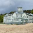Jurmala bath house - Stock Photo