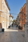 Umag street — Stock Photo