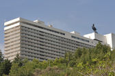 Hotel Yalta in Crimea — Stock Photo