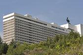 Hotel Yalta in Crimea — Stock Photo