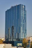 K.A.N.101 Tower office building in Kiev — Stock Photo