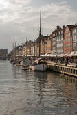 Nyhavn channel — Stock Photo