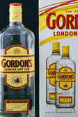 Gordon's gin — Stock Photo