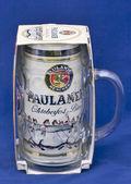 Paulaner Octoberfest Bier — Stock Photo