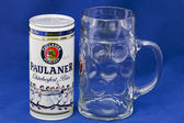 Paulaner Octoberfest Bier — Stock Photo
