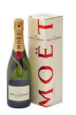 Moet & Chandon champagne — Stock Photo