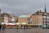 Riga Dome Square — Stock Photo