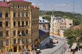 Andriyivskyy Descent street in Kiev — Stock Photo