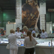 Vinnytsia Kristall Jewelry Factory booth — ストック写真