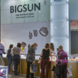 Bigsun Silver Jewelry House booth — Foto Stock