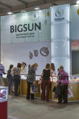 Bigsun Silver Jewelry House booth — Stock Photo