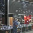 Vicenza ( Roberto Bravo) Jewelry Company booth - Stock Photo