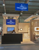 Villeroy & Boch German company a large manufacturer of bathroom — Stock Photo