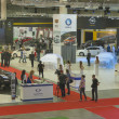 Kyiv International Motor Show 2013 — Stock Photo
