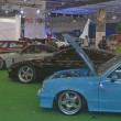 Stock Photo: Kyiv International Motor Show 2013