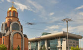 Kiev South Passenger Railway Station — Photo