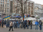 Revolution in Ukraine. EuroMaidan. — Stock Photo