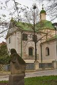 Church of St. Nicholas in Lviv, Ukraine — Stock Photo