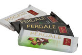 Pergale chocolate from Lithuania — Stock Photo