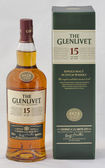 The Glenlivet Scotch whisky against white — Stock Photo