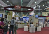 Jeweller Expo exhibition 2013 in Kiev — Stock Photo