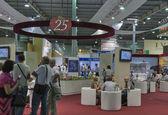 Jeweller Expo exhibition 2013 in Kiev — Stock Photo