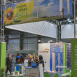 Amberplastic Lithuanicompany booth — Stock Photo #40962401