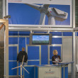 Fuhrlander - Wind Power Germcompany booth — Stock Photo #40962403