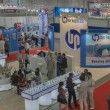 Stock Photo: Aqua-Therm trade exhibition in Kiev, Ukraine
