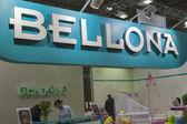 Bellona Turkish furniture company booth — Stock Photo
