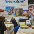 Stock Photo: Matroluxe furniture company booth