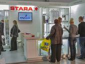 Starax muebles accesorios empresa stand — Foto de Stock