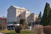 Ternopil castle — Stock Photo